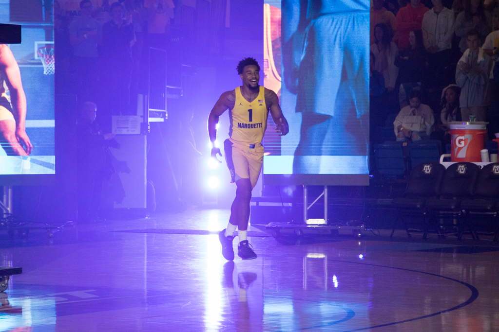 Ed Morrow Jr. enters Marquette Madness