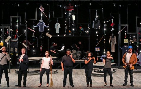 DOUGLASS: Cast of 'Working' exudes confidence in moving performance