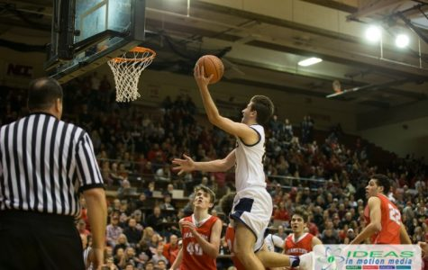 Buddy gets buckets: Future walk-on uses persistence to earn spot on team