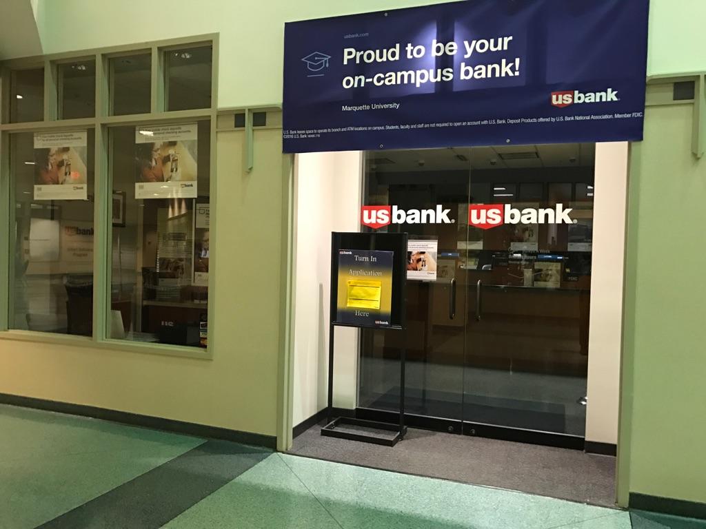 U.S.+Bank+branch+located+inside+the+AMU.