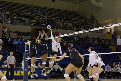 Summer update: Volleyball players make preseason all-BIG EAST, men's soccer adds offensive weapon