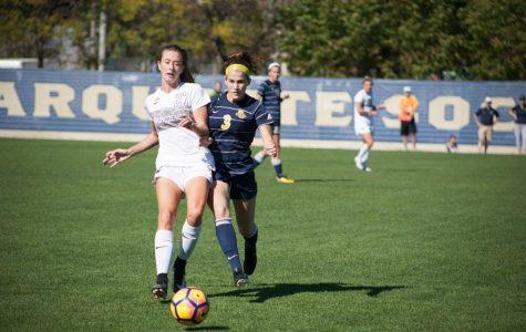 Erin Johnston defines role, follows older sister's footsteps