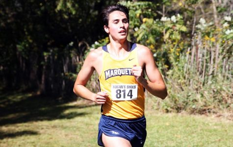 Cross country's Ryan Burd overcame missed walk-on opportunity