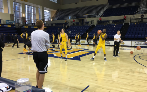 Marquette vs UW-Milwaukee Exhibition Pregame Notes