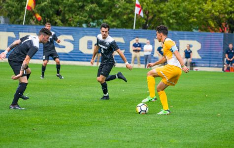 Men's soccer prepares for a high-stakes match with Creighton
