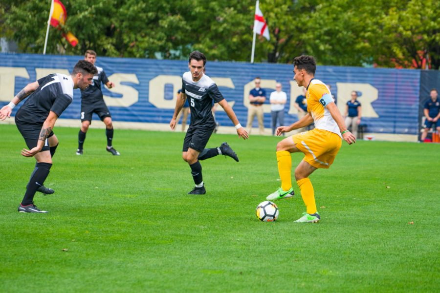 Marquette gives up early second half goals, falls to Butler 2-1