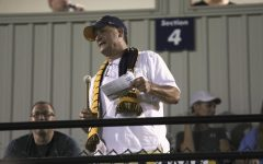Drum Guy brings the noise at Valley Fields