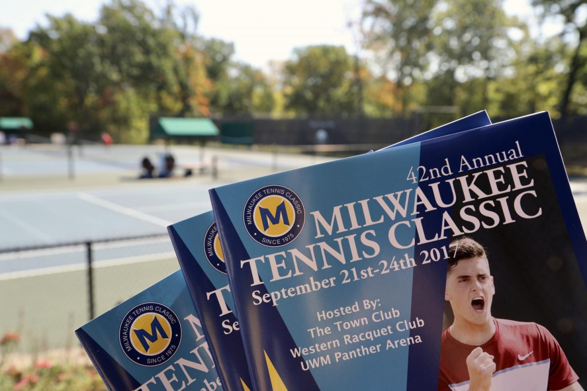 The Milwaukee Tennis Classic traces its roots all the way back to legendary Marquette basketball coach Al McGuire.
