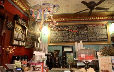 Coffee shops, study spots for midterm season