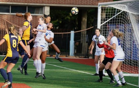 Madden's brace fuels 2-0 win over DePaul