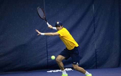 Men's tennis player Alvaro Verdu, who is from Madrid, hopes Catalonia will remain part of Spain.