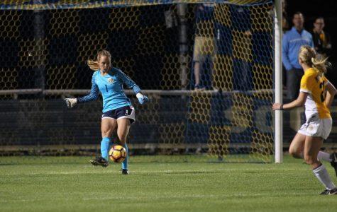 Georgetown cuts women's soccer's season short in BIG EAST semifinals