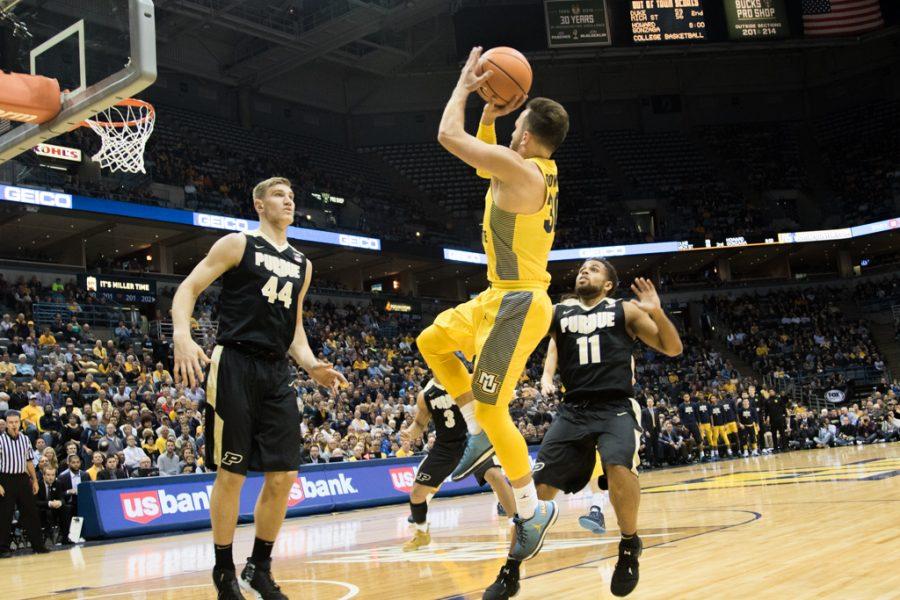 PHOTO GALLERY: Men's basketball vs. Purdue
