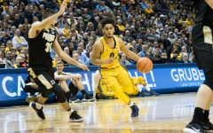 Men's basketball falls to No. 19 Purdue in Gavitt Tipoff Game