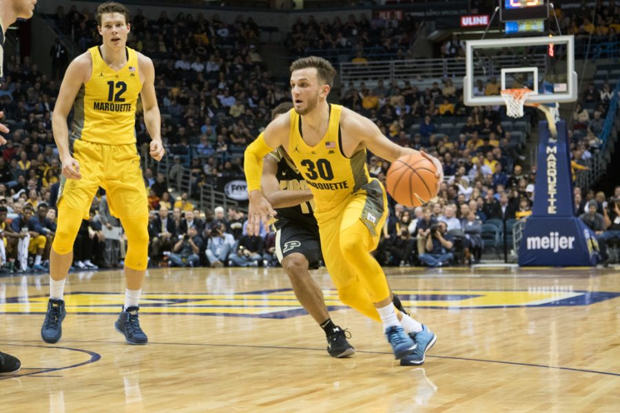 Rowseys sharpshooting leads Marquette to third place at Maui Invitational