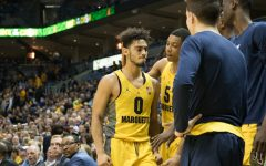 FLOOR SLAPS: Howard's second-half spree helps Marquette defeat VCU
