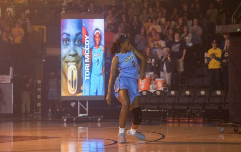 Transfer Tori McCoy looks to add three-point shot in redshirt season