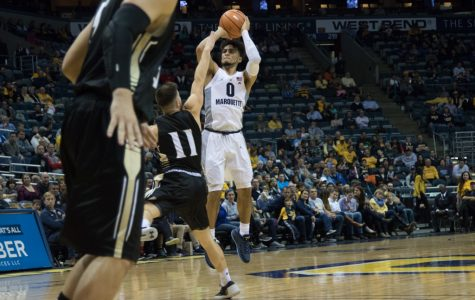 Pregame notes: Men's basketball faces perimeter threat in Mount St. Mary's