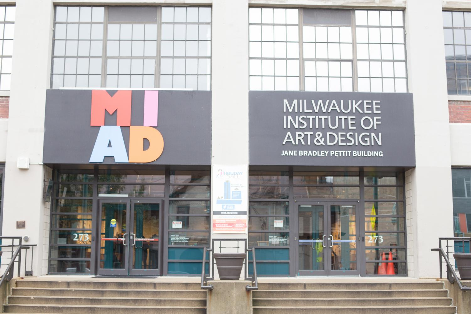 The Haggerty Museum of Art Student Advisory Committee was formed last summer and planned the mash-up to spark interest in Marquette's collaboration with MIAD. The university offers graphic design and studio art minors which allows students to take MIAD classes alongside their regular classes.