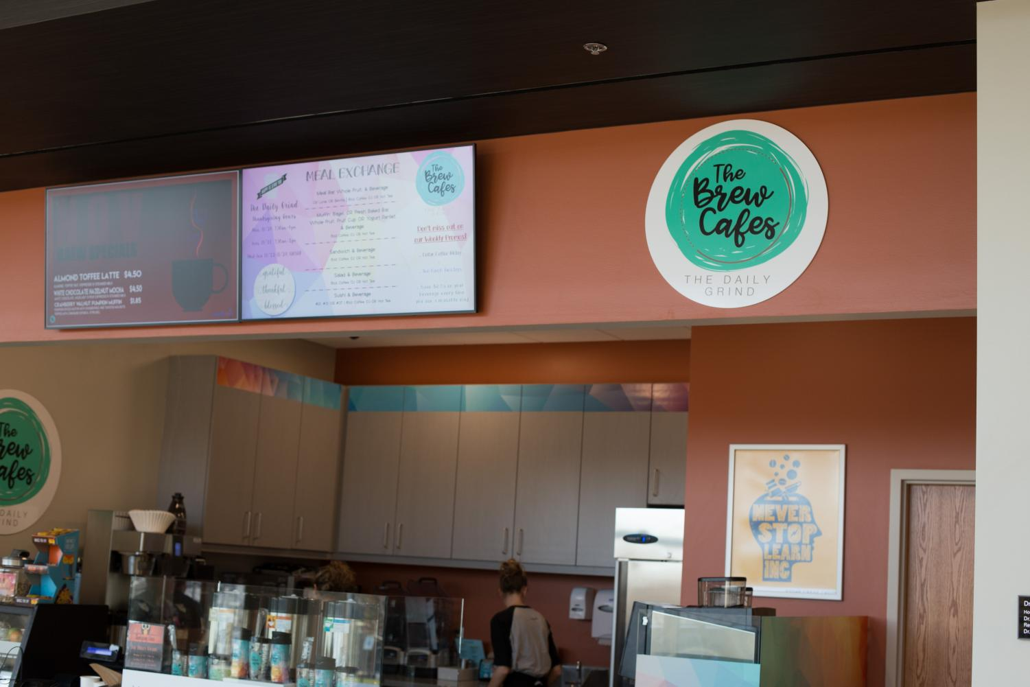 A new Brew Bayou opened in the School of Dentistry on Nov. 13. The new Brew is similar to other locations throughout campus. It accepts meal swipes, dining dollars, credit and cash, but it also has a new espresso machine and a small oven to heat up food.
