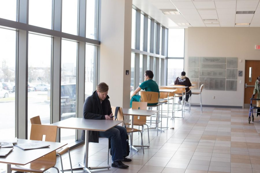 """Taylor McElwee, a senior in the College of Dentistry, said she spends at least five days a week in the Dental School. Since her schedule can be busy and tiring, she said she is excited about the new cafe. """"Being able to stop by the brew for a coffee or a snack will make our days here a lot easier,"""" McElwee said."""