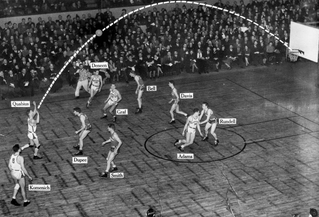 It Is All About Basketball History Of Game: Marquette-Wisconsin: A Look Back Through