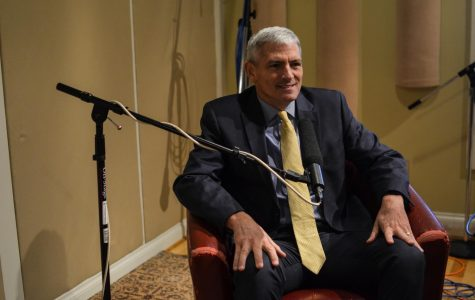 President Lovell launches new podcast