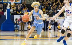 Women's basketball wants to play fast, regardless of point guard