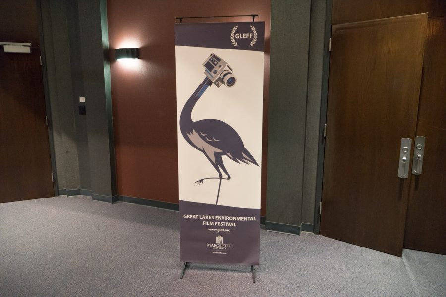 This year marked the third annual Great Lakes Environmental Film Festival at Marquette. GLEFF is one of only three environmental film festivals in the country located at a university. This year, GLEFF showed five films chosen from over 250 submissions.