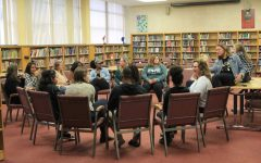 Female students reach out to local middle school girls, aim to empower