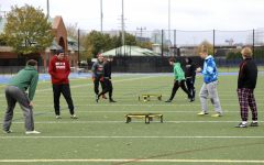 Club spikeball starts up, hosts first tournament