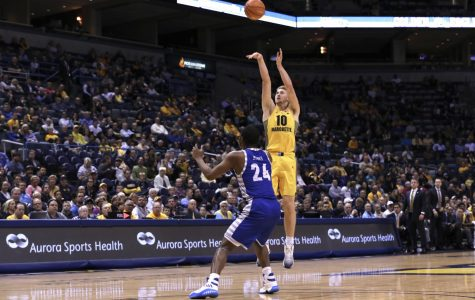 Marquette ekes out an overtime victory against Eastern Illinois