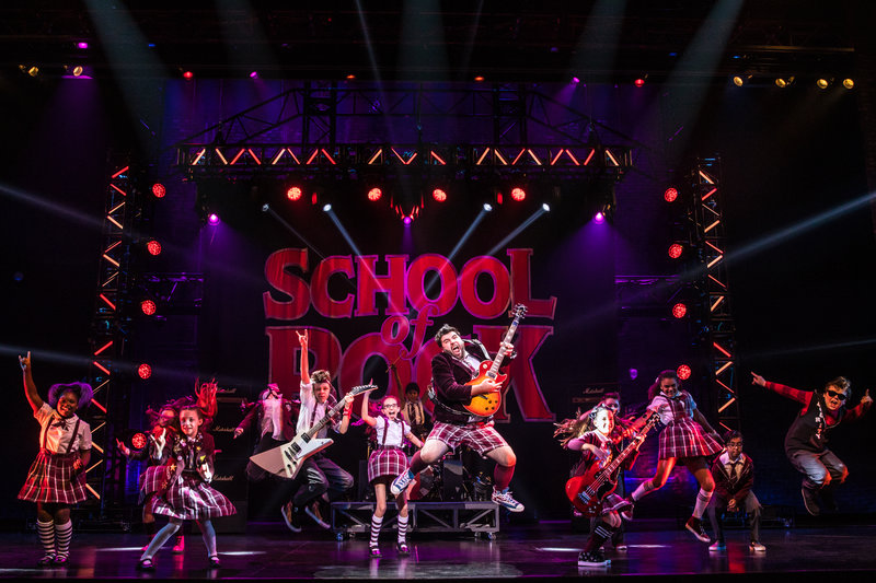 ARSENEAU: 'School of Rock' brings music, smiles to Milwaukee