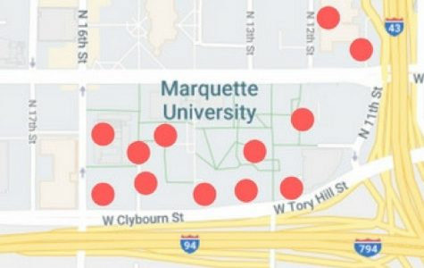 Slew of Marquette buildings subject to address change