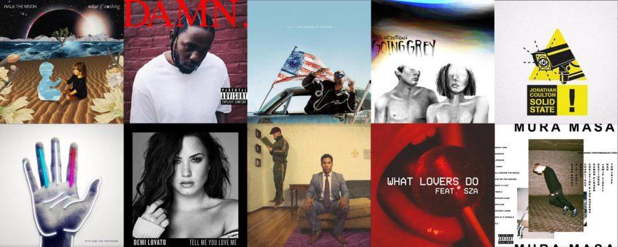 SCHRANK: Top songs of 2017