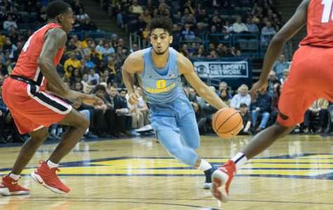 Howard foul trouble sinks Marquette in loss to Georgia