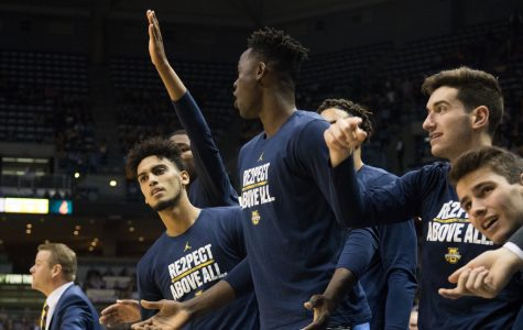 Turnover advantage, 3-point shooting gives Marquette first BIG EAST win of year against Georgetown
