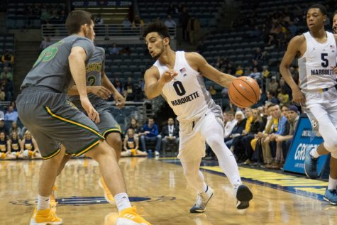 Ball movement negates Vermont perimeter shooting in Marquette's win over Catamounts