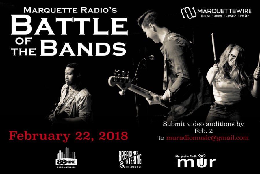 Battle of the Bands now accepting submissions