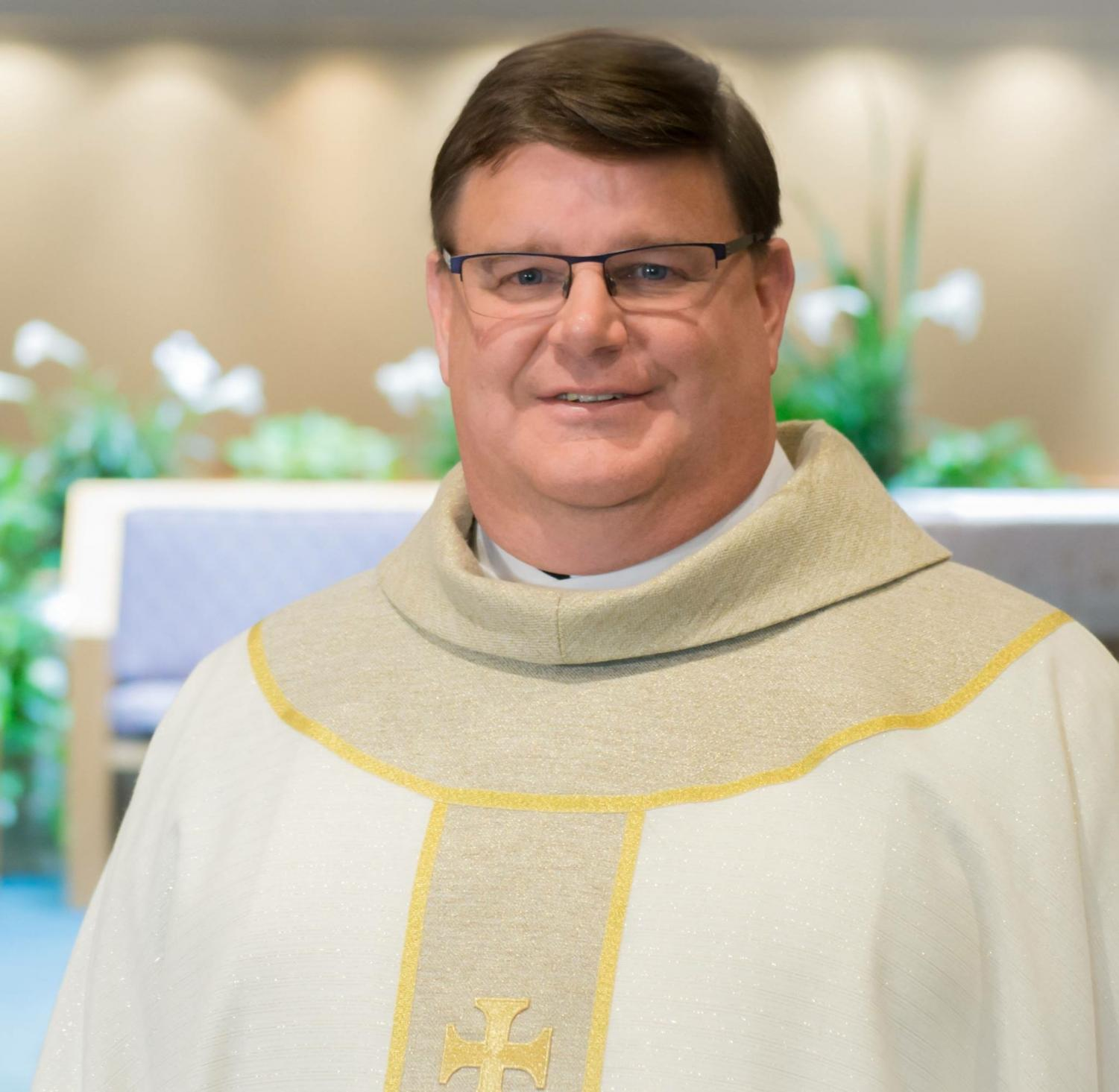 Marquette alum and Catholic priest Gregory Greiten came out as gay Dec. 17. Photo via Facebook.