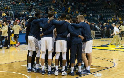 PREVIEW: Men's basketball looks to bounce back vs. Georgetown