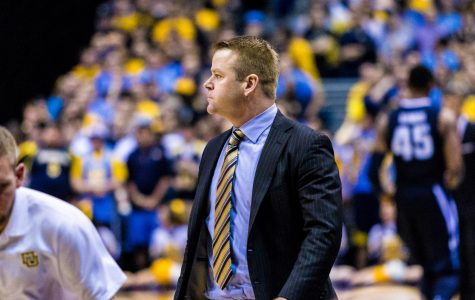 Head coach Steve Wojciechowski saw reasons for both optimism and concern in Marquette's loss to Villanova.
