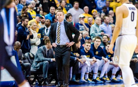 Steve Wojciechowski was optimistic about the way his team battled against Villanova, saying,