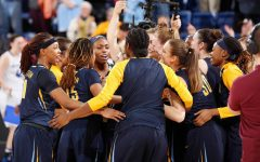 Blockton beats the buzzer to lift women's basketball over Butler