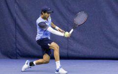 Men's Tennis: Rough start won't set tone for whole season
