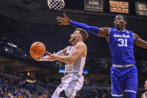 Tournament chances up in air after loss to Seton Hall
