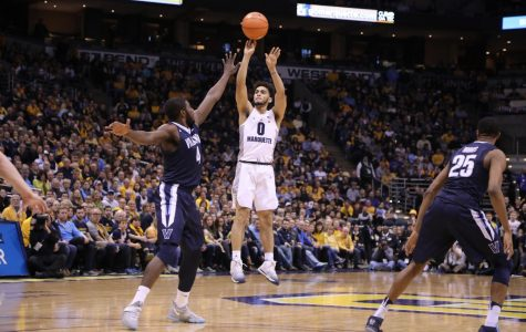 PHOTO GALLERY: Marquette falls short against Villanova