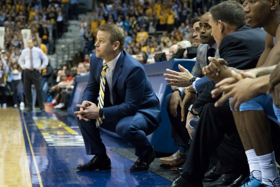 Marquette+head+coach+Steve+Wojciechowski+has+two+guards+on+his+roster+after+this+season.