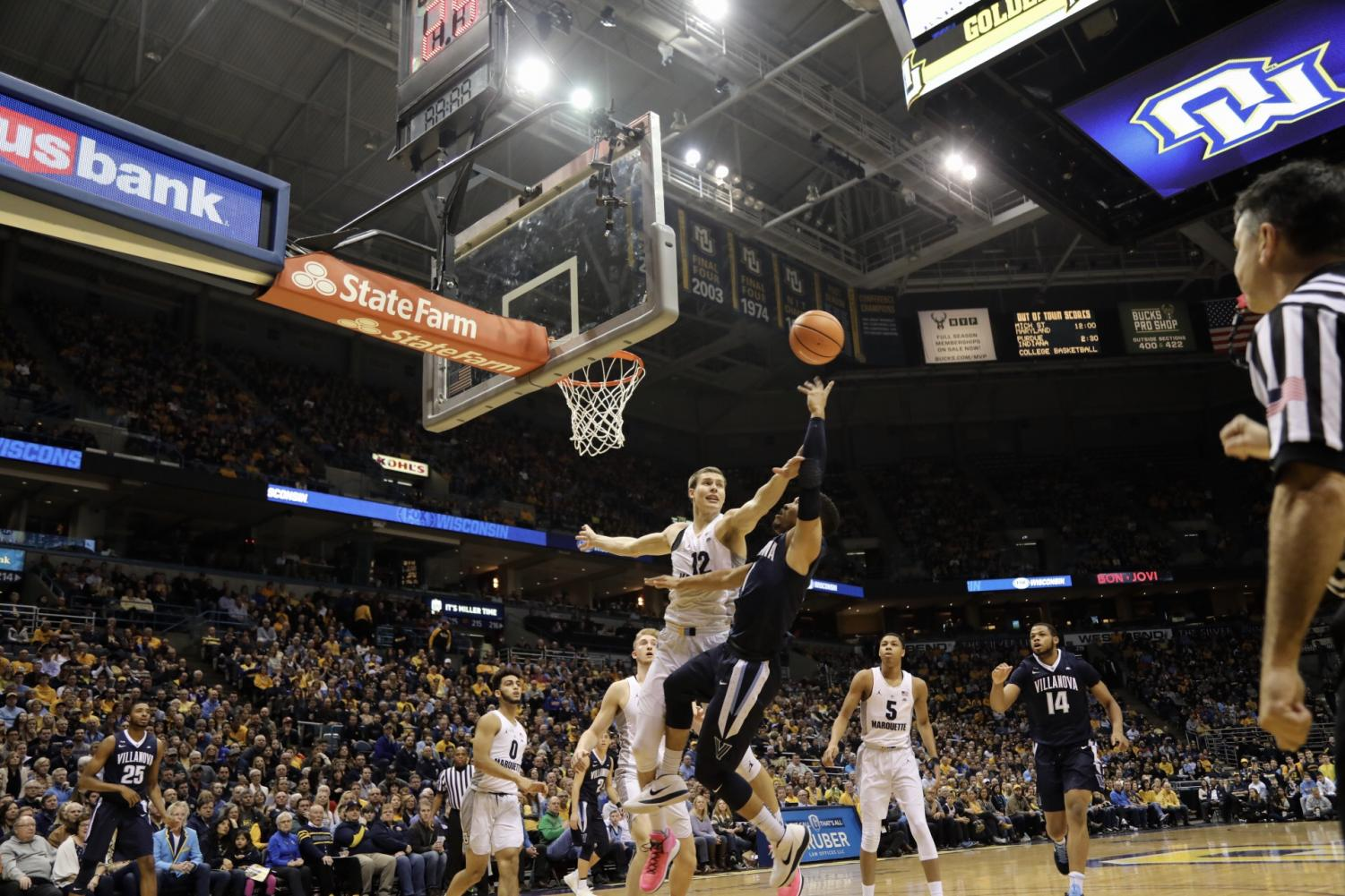 Marquette scored 80-plus points against Villanova Sunday for the third time in two seasons.