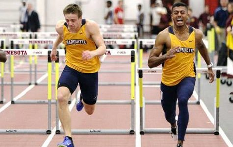 Photo Courtesy: Marquette Track and Field (via Twitter)